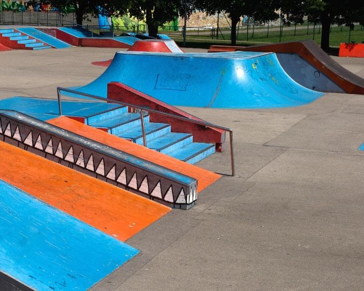 Sydney skate park