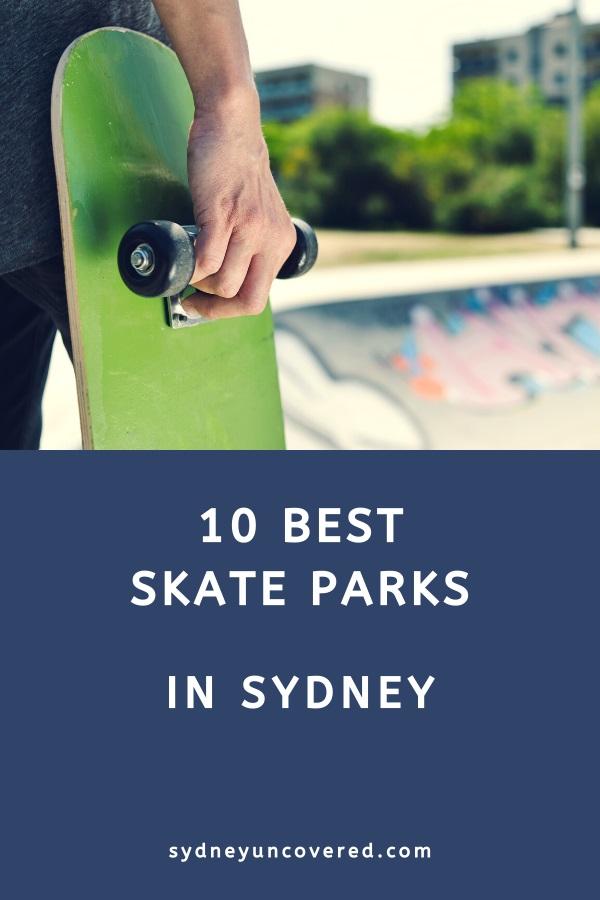 Best skateparks in Sydney