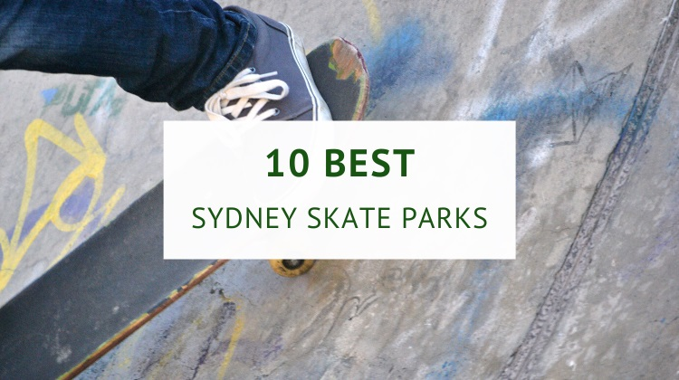 Sydney skate parks