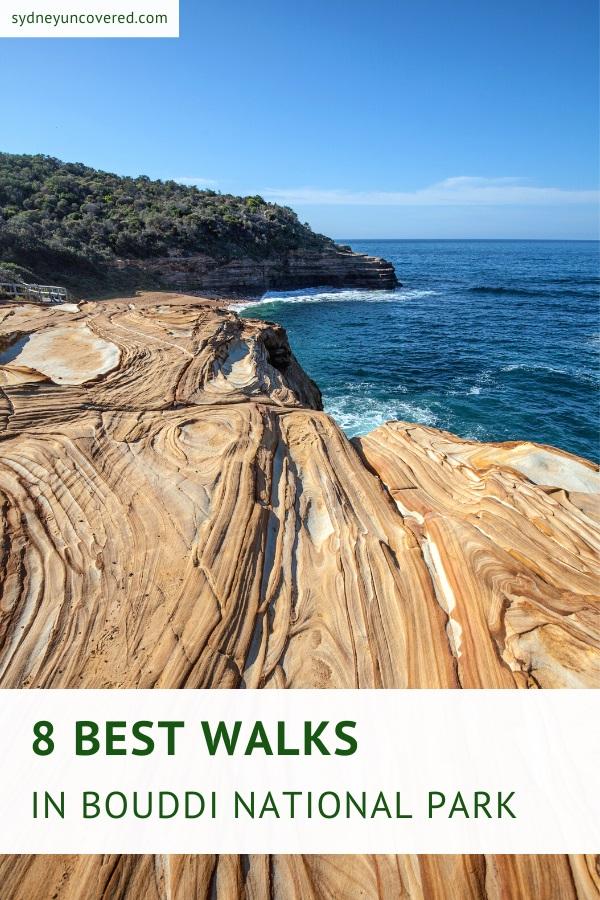 Best walks in Bouddi National Park