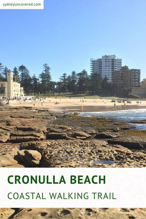 Cronulla Beach walking track