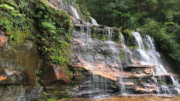 Katoomba Falls walk