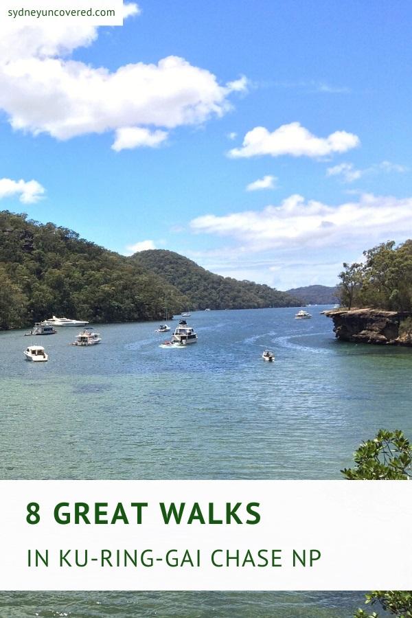 8 Best walks in Ku-ring-gai Chase National Park