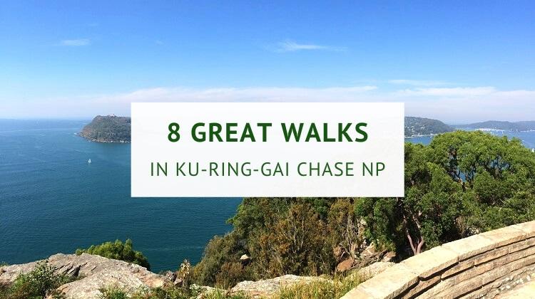Ku-ring-gai Chase National Park walks