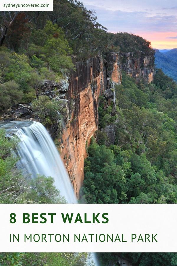 Best walks in Morton National Park