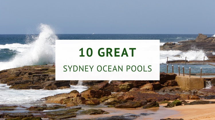 Sydney ocean pools