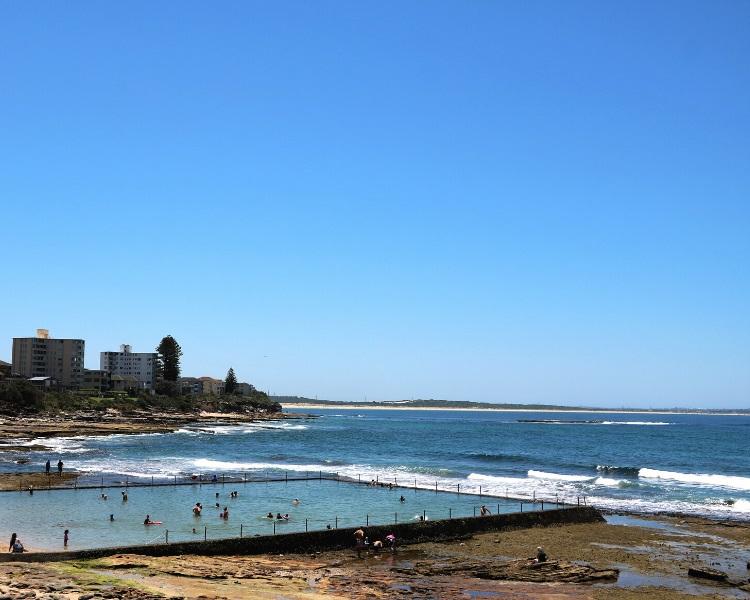 Shelly Beach Ocean Pool