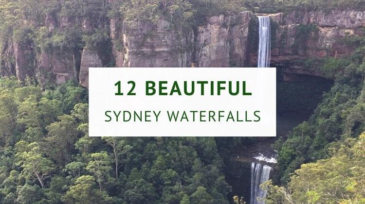 Sydney waterfalls